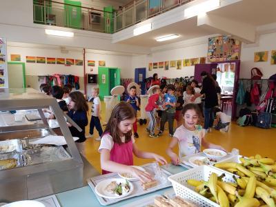 Pranzo senza glutine per tutti alla scuola tumiati nella for Ricette per tutti i giorni della settimana