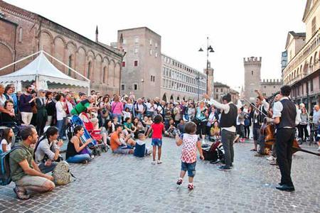 Ufficio Turismo A Ferrara : Momenti di festa per i detenuti della casa circondariale di ferrara