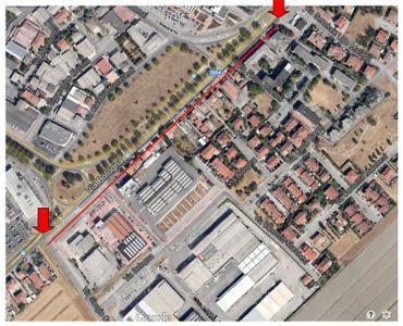 Ufficio Verde Pubblico Comune Di Bologna : Un nuovo tratto ciclabile in via bologna; interventi per la