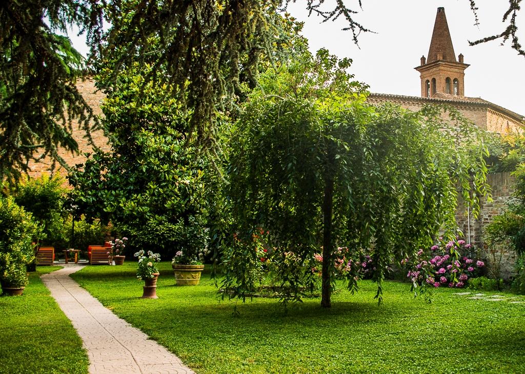 Con il festival interno verde 2017 ferrara apre per la - Giardino interno ...