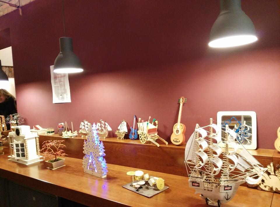 In mostra le creazioni artigianali realizzate dai detenuti for Mostra della casa moderna udine