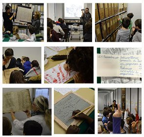 """""""Quante storie nella storia - Settimana della didattica in archivio"""" - Ferrara, 2018"""