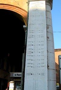 Padimetro a Ferrara
