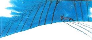 Illustrazione libro Poesie di dicembre di A.Sanna