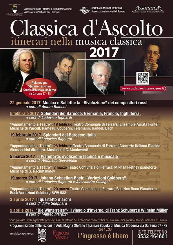 itinerario nella musica classica con il pianoforte