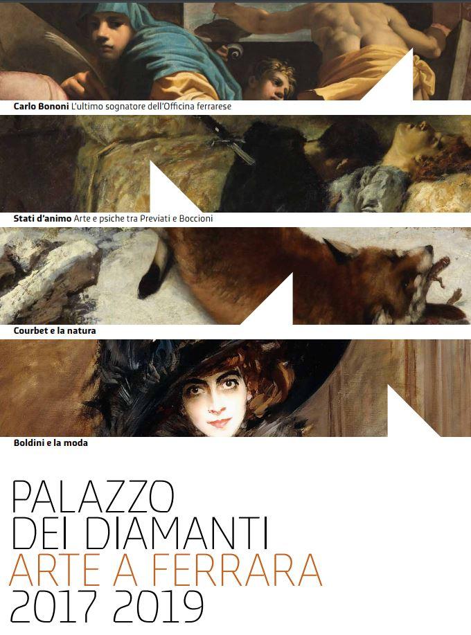 Palazzo dei diamanti trailer delle mostre 2017 2019 for Mostre d arte 2017