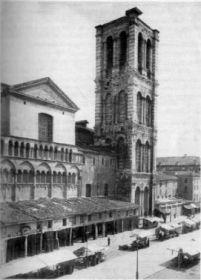 Ritorna in cattedrale la statua della madonna vittima dei for Permesso di soggiorno ferrara